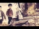 В. Короленко. Дети подземелья диафильм - 2 - чит. А. Водяной