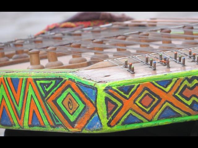 DJ Petrovych Carpathian Cimbal Folk Trance Music Dulcimer Cimbalom FolkRockVideo