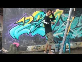 Guns x Zuto Colabs Graffiti YK 2016