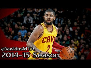 Kyrie Irving Full Highlights  vs Pacers - 24 Pts, 10 Rebs, 5 Assists, 3 Blks, SiCK!