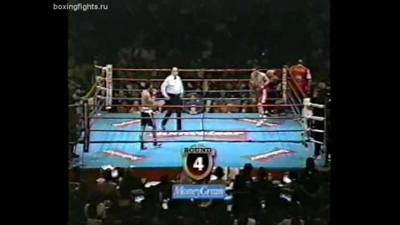 Julio Cesar Chavez vs Joey Gamache 12 10 1996
