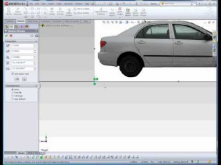 Sketch Picture and Auto Trace, Part 1, Set up and Using Auto Trace