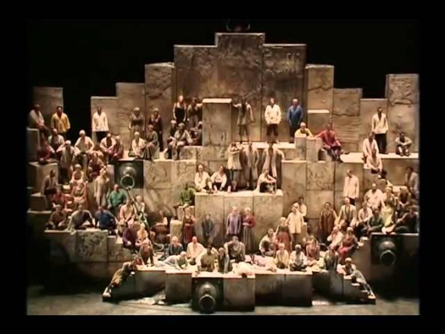 Verdi Nabucco Và Pensiero