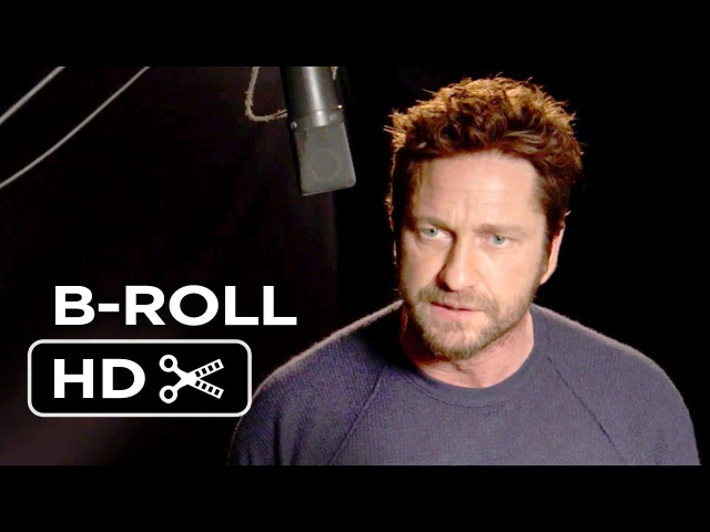 How To Train Your Dragon 2 B ROLL Cast ADR 2014 Animated Sequel HD