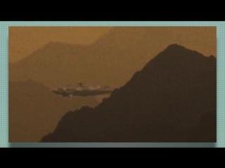 Новое видео НЛО_ пришельцы посетили арабов