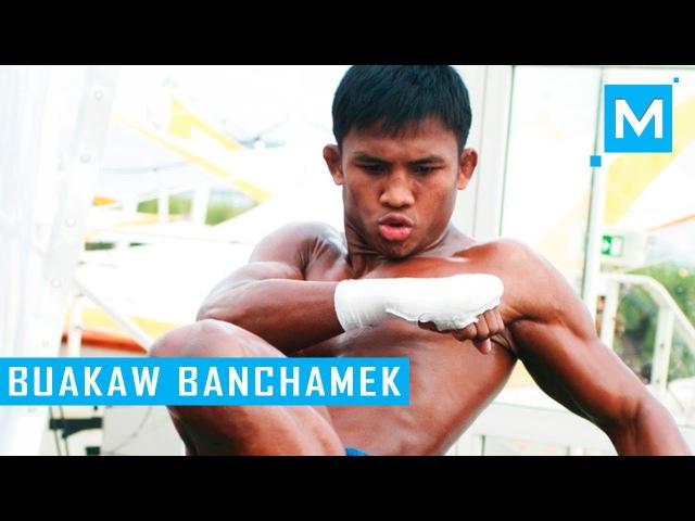 Buakaw Banchamek Muay Thai Training - Fightwear.ru