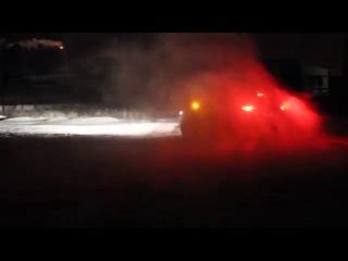 Зимние покатушки Mazda CX-5