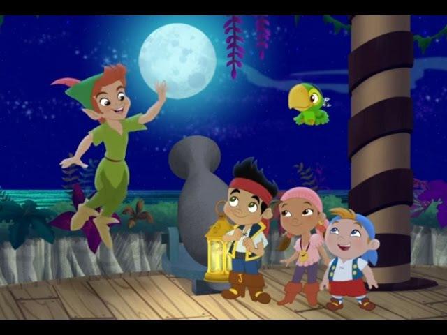 Джейк и пираты Нетландии Джейк спасает Быстрый Спецвыпуск