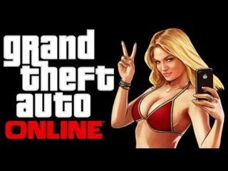 GTA V Online бесстрашная рыжеволосая бестия (приколы и веселуха Grand Theft Auto 5)