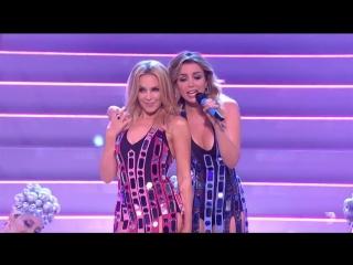 100 Degrees (The X Factor Australia Grand Final Show )