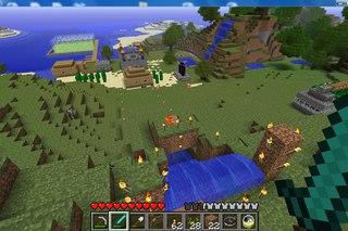 Игры майнкрафт ломать и строить