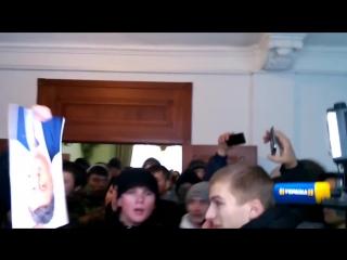 Бунт в украинской армии Порох ХУЙЛО Евреи захватили РАДУ Мобилизация