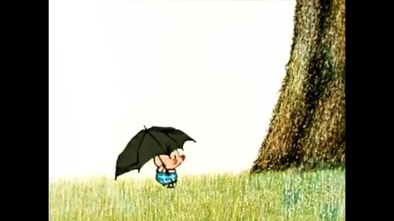 Гифка кажется дождь начинается