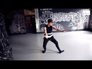Until The Ribbon Breaks - Romeo   contemporary by Vova Rakov   Dance intensive   High-up art-space