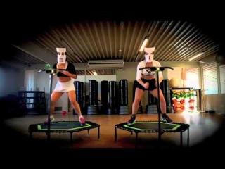 Tribute to Buraka Som Sistema by Jumping Fitness Amsterdam