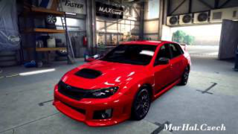 NEW CAR SUBARU IMPREZA WRX STI CSR RACING 2 ANDROID IOS GAMEPLAY HD VIDEO
