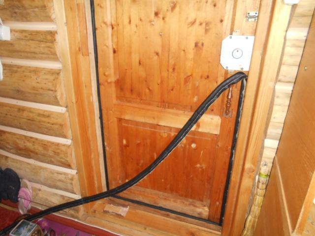 Стройка дома Как утеплить входные двери