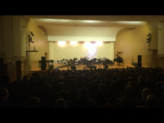 Максим Щербицкий и оркестр «ПЕРЕЗВОНЫ»
