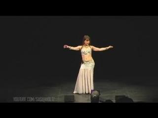 Sasha Holtz - Batidas do Coração _ dança do ventre _ belly dance 717