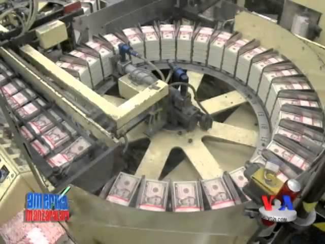AQSh dollari qayerdan chiqadi American Money Printing