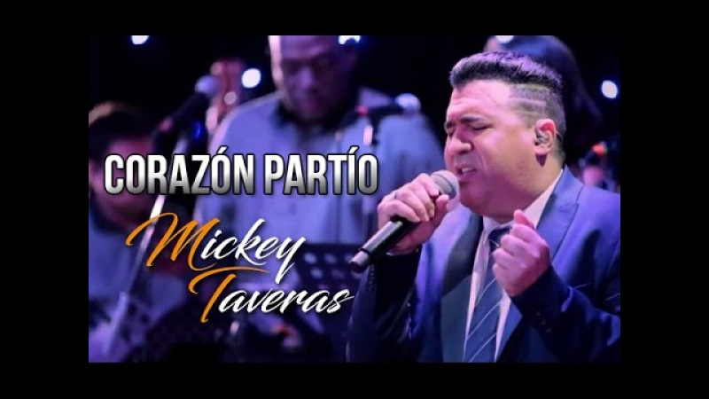 Corazón partío Mickey Taveras Plus Latin Shows