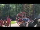 Катапульта Крестовский остров