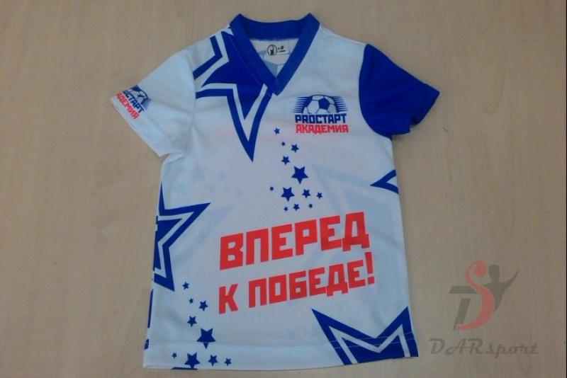 Видеообзор детской спортивной футболки от DARsport.ru