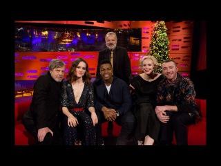 Series 22 Episode 11 - Daisy Ridley, John Boyega, Gwendoline Christie, Mark Hamill and Sam Smith