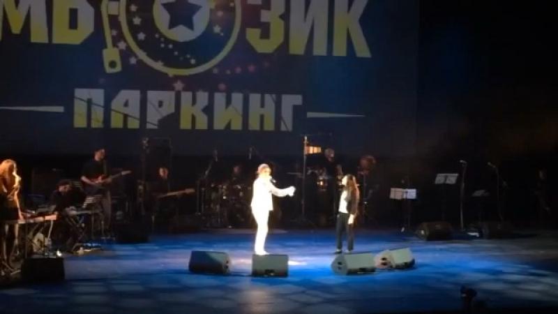 Дуэт моя звёздочка Ким Ксюша и представительница Армении на Евровидении 2017 Арцвик