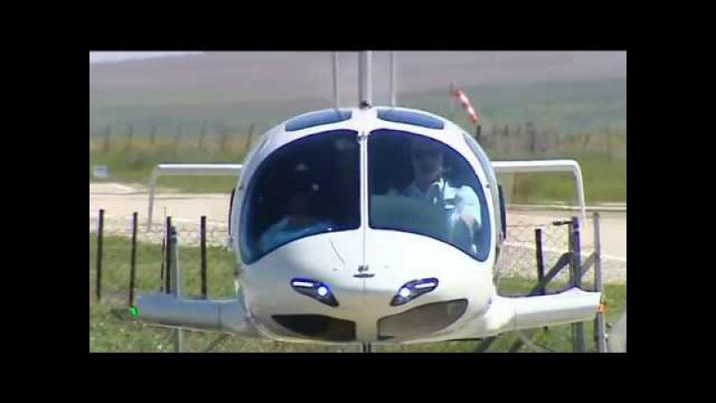 Viral Video of Gyroplane