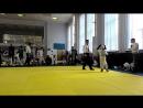 Соревнования по КУДО 23 04 2017 Механошин Егор Мальков Максим Бой за 1 место