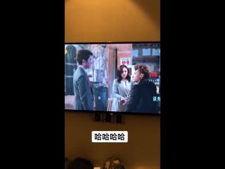 VIDEO 180217 Tao Weibo Story Update