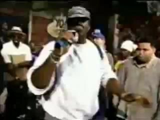 1995 Yo! MTV Raps ! The Notorious   ft Rakim, KRS-ONE, Erick Sermon, Chubb Rock and