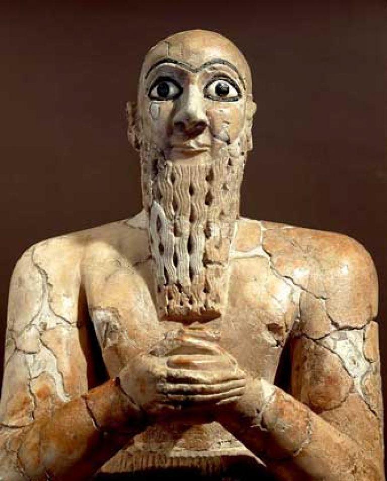 Субареи — начало истории Месопотамии, изображение №2