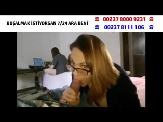 Kardeinin Yannda Sevgilisini Boaltyor Cesaret Budur (TRK PORNO) (TRK FA)