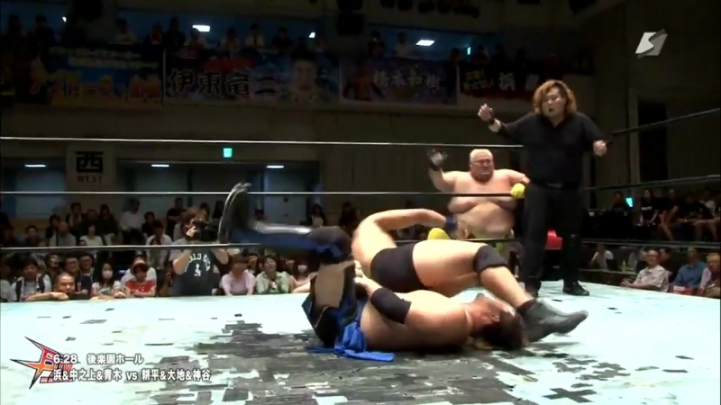 BJW Road to Ryogokutan - Tag 2 (28.06.2017)