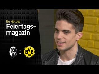 Das Feiertagsmagazin mit Marc Bartra  | SC Freiburg - BVB (DE/ESP Subtitles)