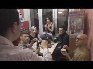 Moving Movie / Яна Исаенко и Ольга Цветкова /  в 19:00