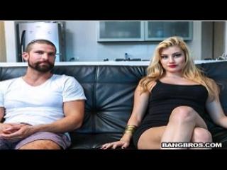 Valentina Bolivar – Teen Colombian Blonde is a Hot Fuck