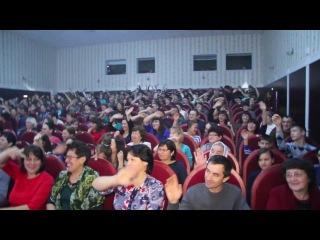 """Концерт """"Син хэм мин"""" в Муслюмово (видеоотчет)"""