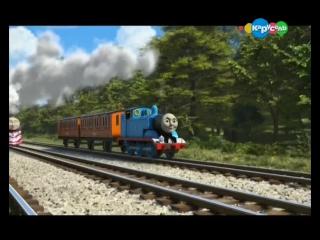 Томас и его друзья: Большая гонка / 2016 / ДБ / SATRip