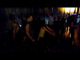 Финальный танец Сальса вечаринки в Ялте)