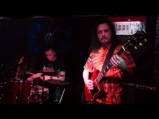 """Maat Lander """"Spiral Arms"""" live  @ Mассолит 
