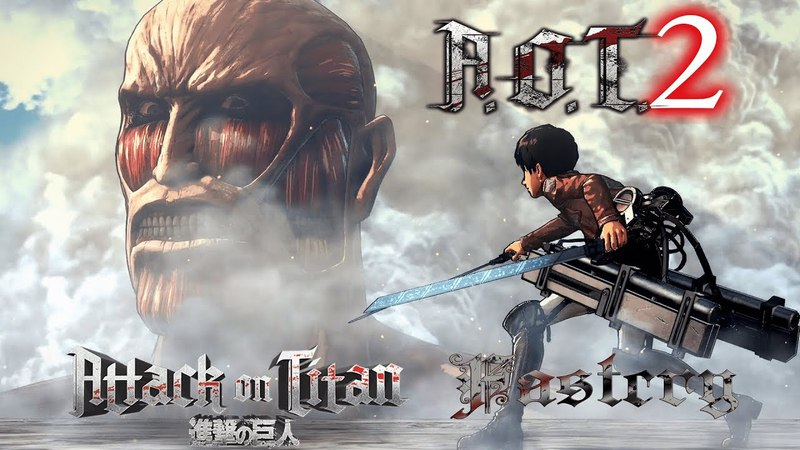 Attack on Titan 2 CASERMA REFETTORIO Parte 8 Gameplay XboxOne X