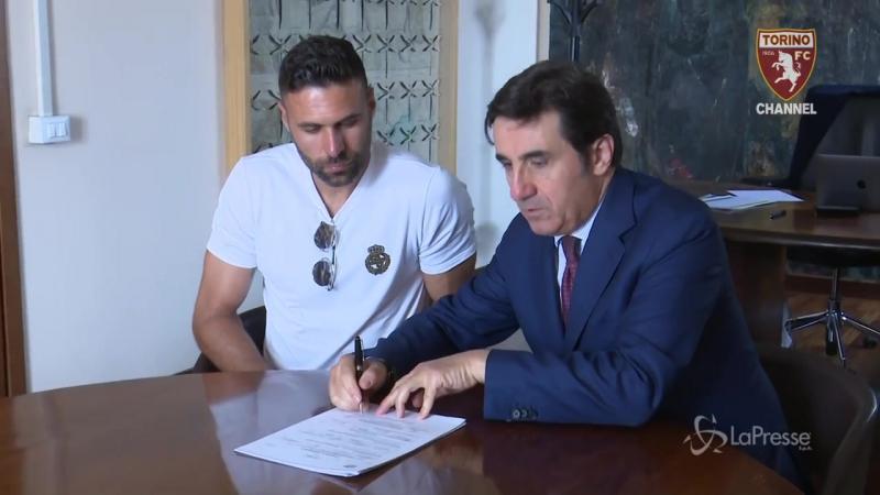 Сальваторе Сиригу подписал контракт с Торино