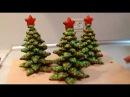 Ёлка Из Пряников Пряничная Ёлка Новогодние Подарки