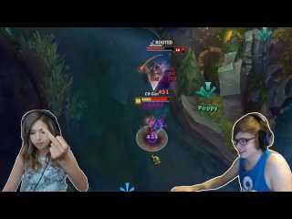 SCRIPTED in EU LCS - You can't delete Sneaky - Funny Stream Moments #17 (League of Legends)