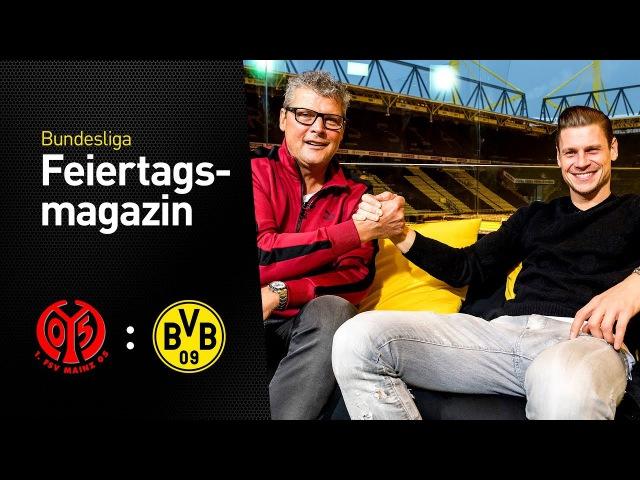 Das BVB total Feiertagsmagazin mit Lukasz Piszczek 1 FSV Mainz BVB