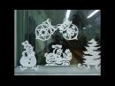 Идеи оформления окон в детском саду на Новый год