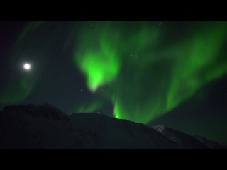 6HRS of Northern Lights Video with Soft Angelic Music for Deep Relaxation & Sleep